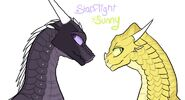Starflight and sunny