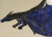 Nightwing drawing