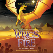 Wings of Fire 5 Audio