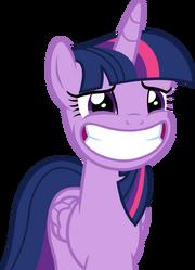 Mlp fim twilight sparkle cute face vector 2 by luckreza8-dc4mbgp