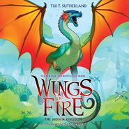 Wings of Fire 3 Audio