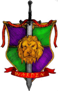Warden colored transparent