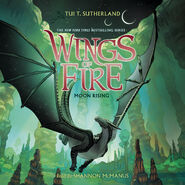 Wings of Fire 6 Audio