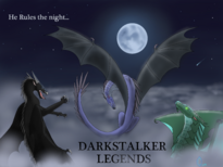 Darkstalker Entree with text