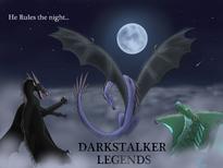 Darkstalker Entree with text