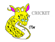 Cricket by CoastalTheSeaWing