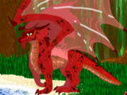 Redtailedbyheron