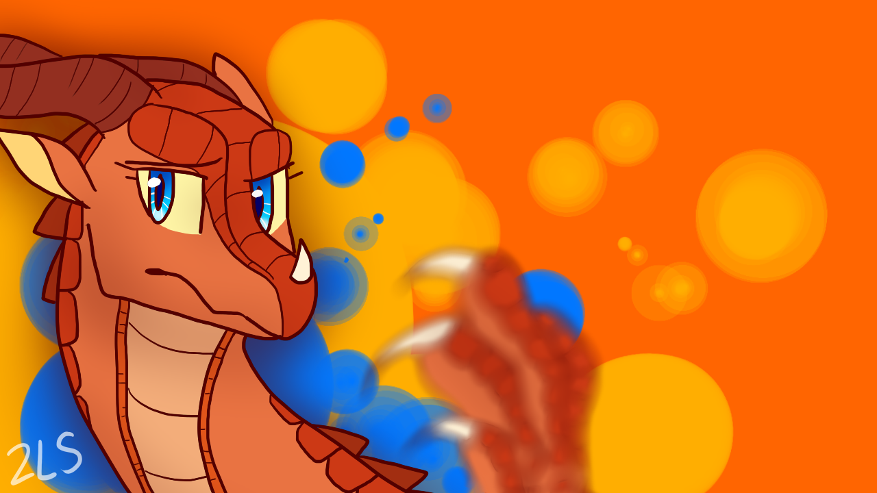 Fire Dragon Drawings With Color