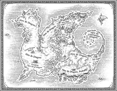 Dragonslayer Map