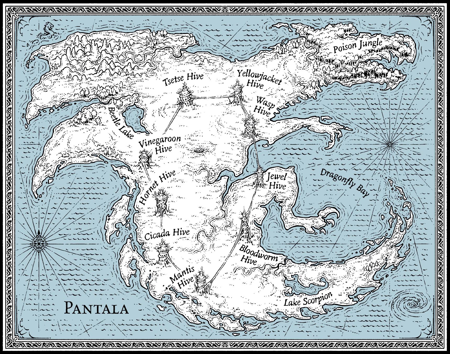 Pantala Wings Of Fire Wiki Fandom Powered By Wikia