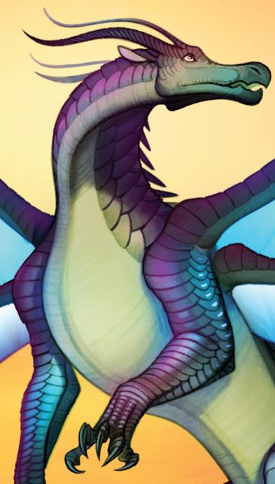 Blue Wings of Fire Wiki