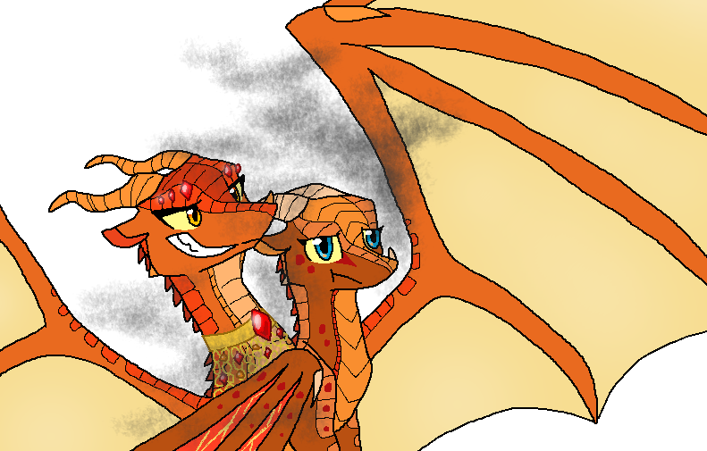 Image Scarlet Knows Best Png Wings Of Fire Wiki