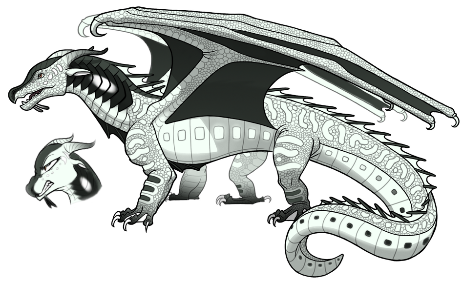 Wings Of Fire Coloring Sheets Bltidm