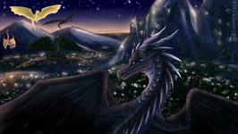 Wings of fire darkstalker s reunion by biohazardia-dbug50y