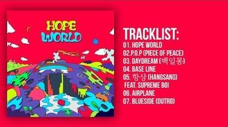 J-Hope(제이홉) - Hope World (Mixtape) – Prime example of this