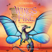 Wings of Fire 11 Audio