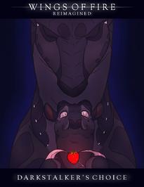 Darkstalker s choice cover by warrioratheart-dbifluw
