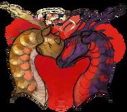 Lovebugs IceOfWaterflock