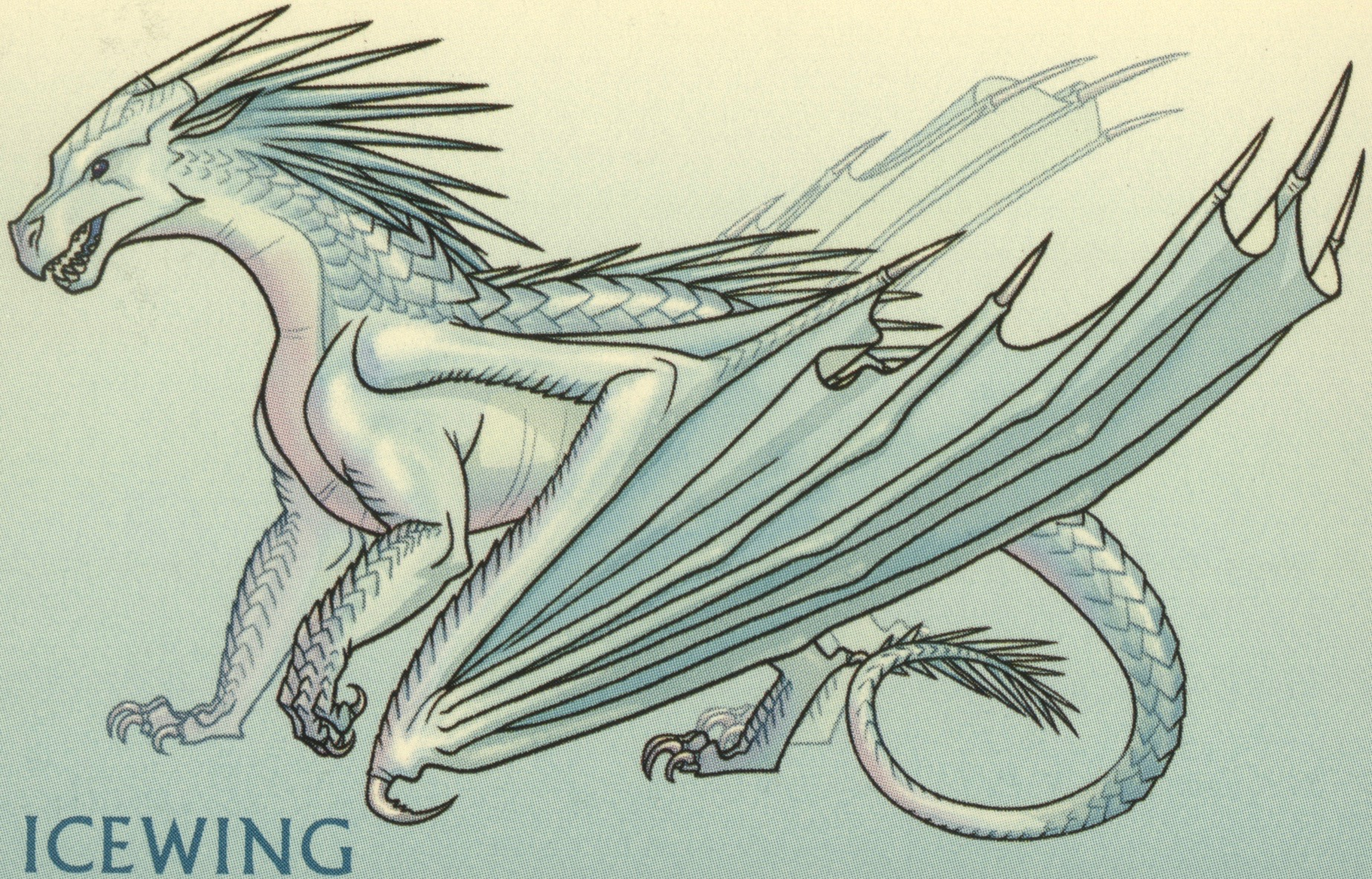Ermine Wings Of Fire Wiki Fandom Powered By Wikia