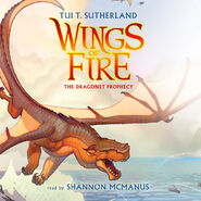 Wings of Fire 1 Audio