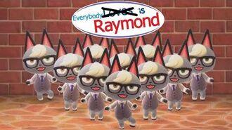 Everybody is Raymond