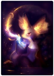 Delphox... The Pokemon