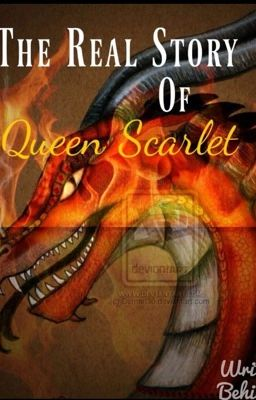 The Real Story Of Queen Scarlet Wings Of Fire Fanon Wiki