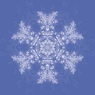 A Fractal Snowflake