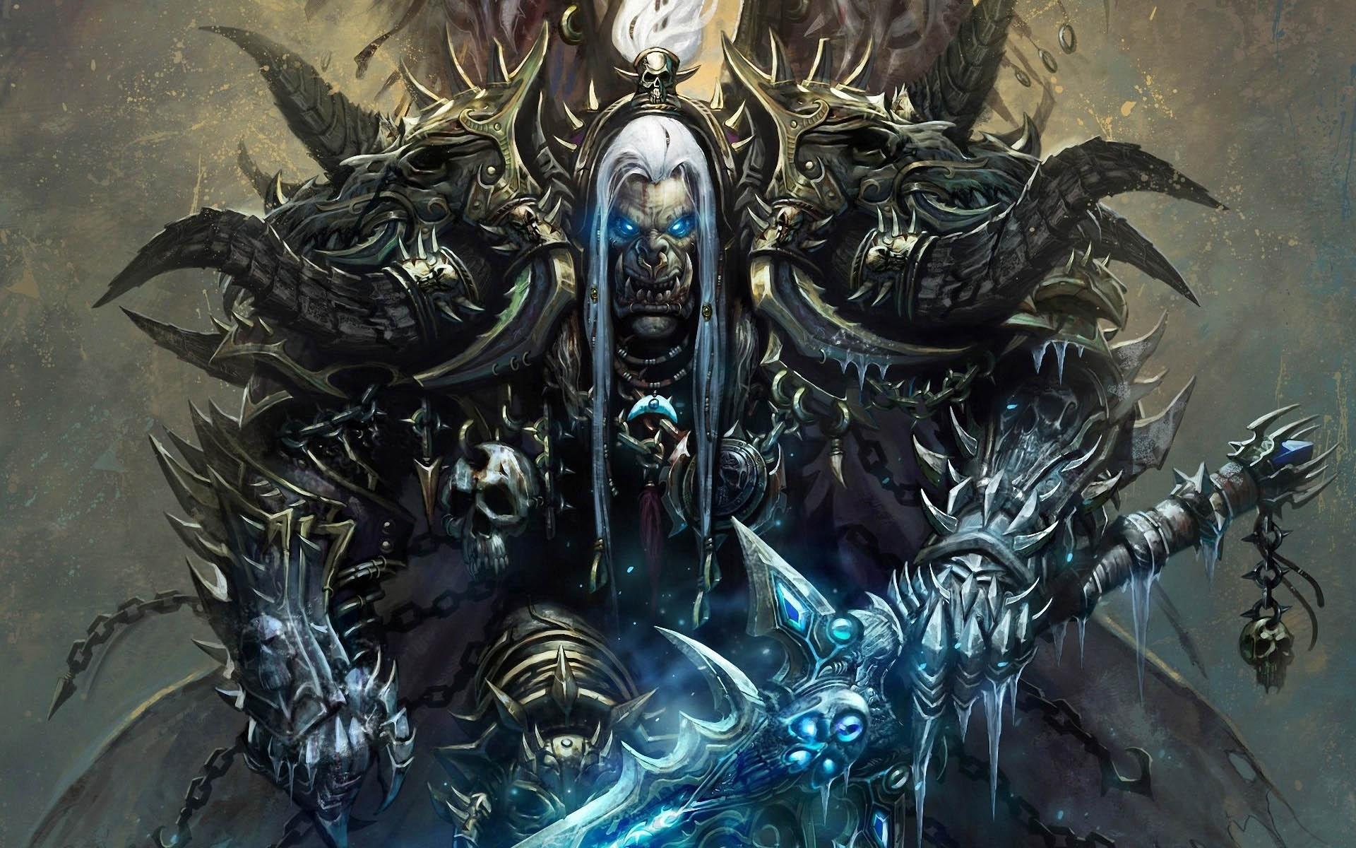 World Of Warcraft Wallpaper Warrior