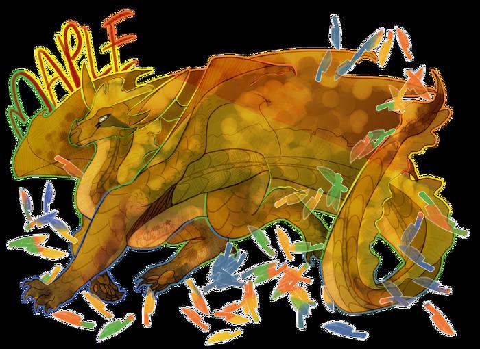 Maple pride