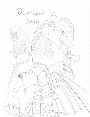 Downward Spiral cover