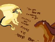 Hyrax and Mist.