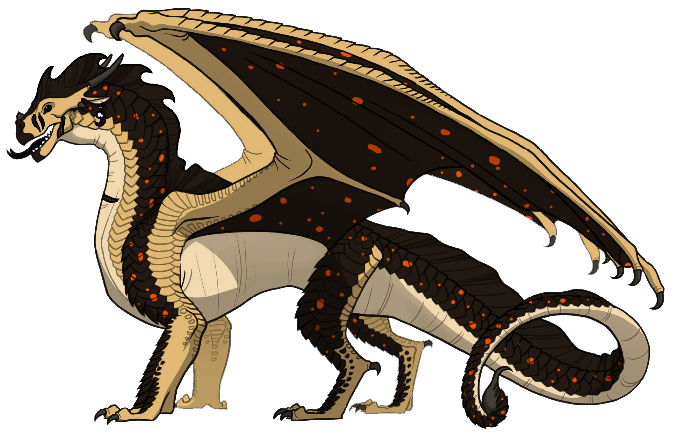General Tarantula | Wings of Fire Fanon Wiki | FANDOM ... Q Is For Coloring Page