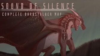 Darkstalker's Sound Of Silence COMPLETE MAP WINGS OF FIRE-1576783659