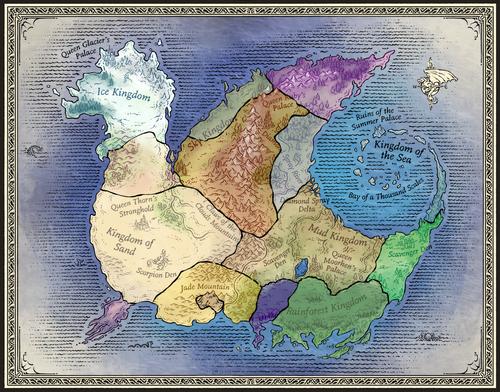 Tribemap