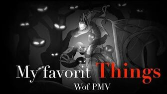 WOF Favourite things Hawthorn PMV