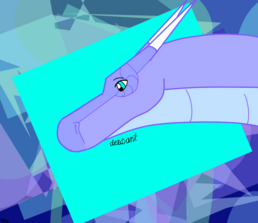 This is depressing the background took longer than the actually dragon