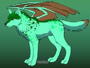 Queen-Fern-Wolf