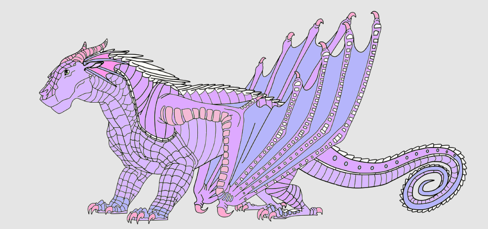 Calico the MudWing-RainWing | Wings of Fire Fanon Wiki | FANDOM