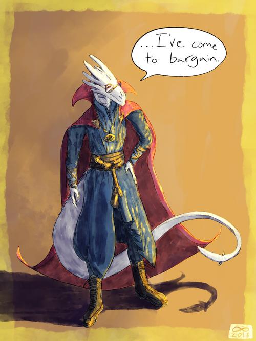 The New Sorcerer Supreme