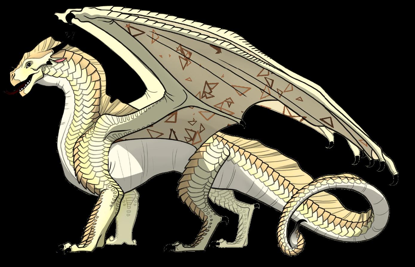 Kangaroo (Cumulus Cloud) | Wings of Fire Fanon Wiki | FANDOM powered