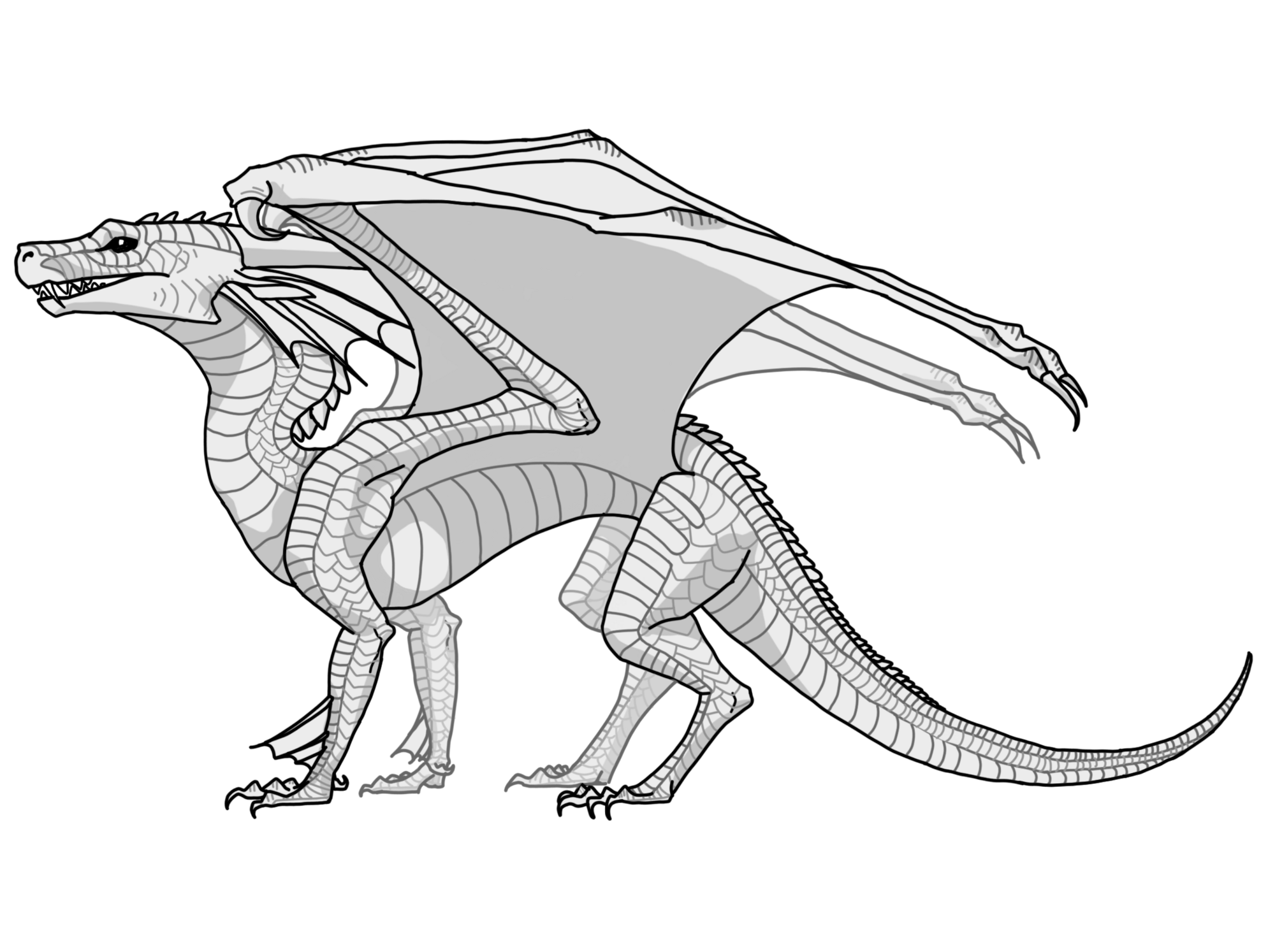 Image - TrickWingBase.png   Wings of Fire Fanon Wiki ...