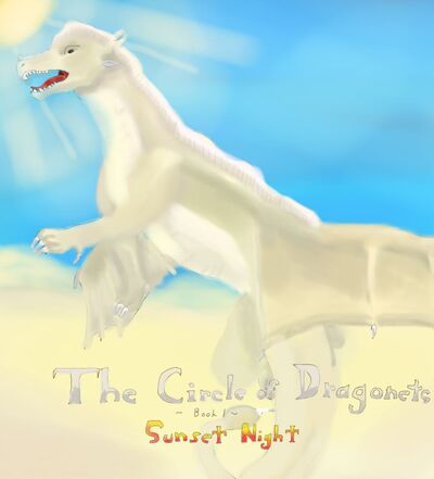 The circle of dragonets book 1 cover