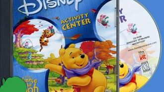TRYING TO PLAY DISNEY'S WINNIE THE POOH ACTIVITY CENTER IN HD