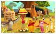 Winnie the Pooh and Friends Photos
