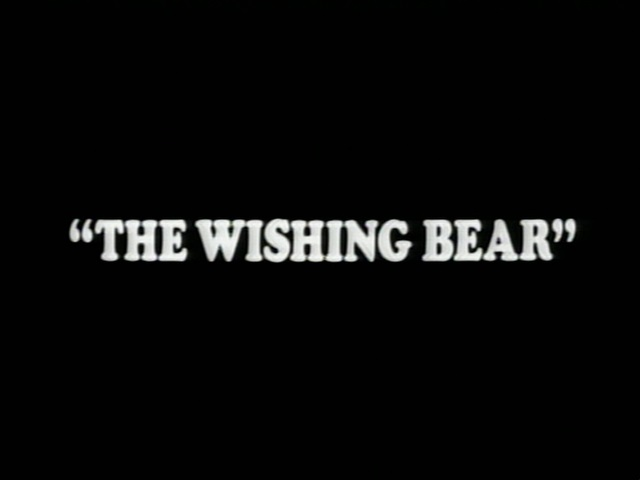 The Wishing Bear