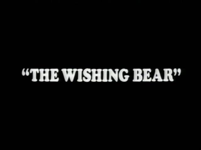 The Wishing Bear