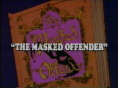 The Masked Offender