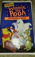 Winnie the Pooh Spookable Pooh VHS