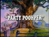 Party Poohper